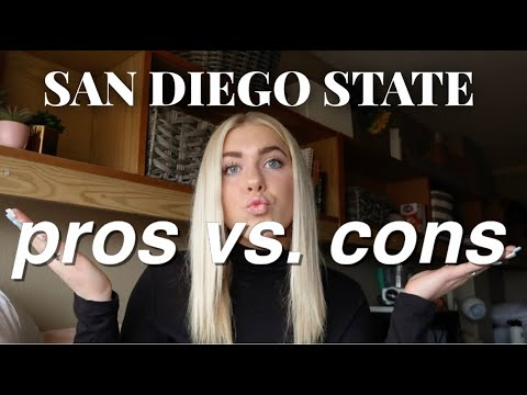 THE PROS AND CONS OF SDSU | Everything You Need to Know