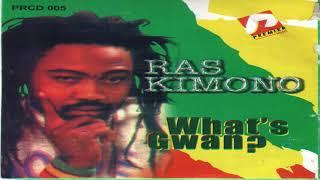 Ras Kimono - Rub-A-Dub-Master (Official Audio)