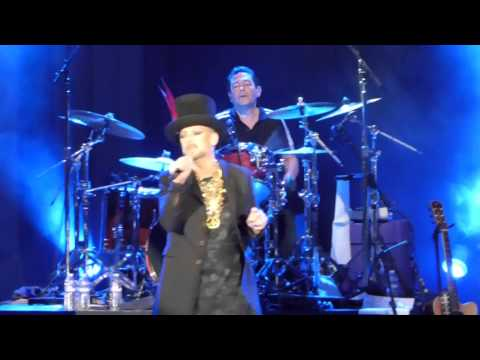 Culture Club - Miss Me Blind  live @ Greek Theatre, Berkeley - July 25, 2015