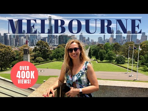 Australia - 3 Days In MELBOURNE! (1080p HD) | Magda T
