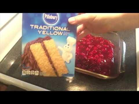 DOLLAR TREE Easy Cherry Dessert 3 Ingredients | Southern Sassy Mama