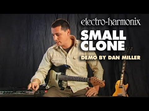 Small Clone - Demo by Dan Miller - Analog Chorus