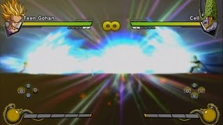 Dragonball Z Burst Limit: All Ultimate Attacks
