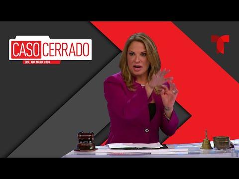 Vendedor De Senos 👨🏻 💰👯 | Caso Cerrado | Telemundo