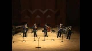 mahler no 3 6 mov Virtuoso trombone quintet