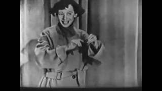 IMOGENE COCA: The Modest Stripper (ADMIRAL BROADWAY REVUE, Mar 11 1949)