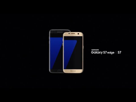 Samsung Galaxy S7 and S7 edge: Official Introduction