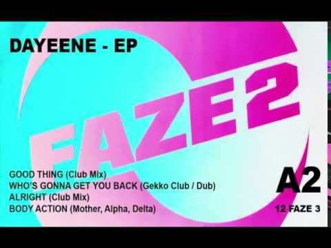 Dayeene - Who's Gonna Get You Back (Gekko Club / Dub) [HQ] (2/4)
