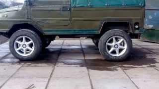 Диски колес на ЛУАЗ