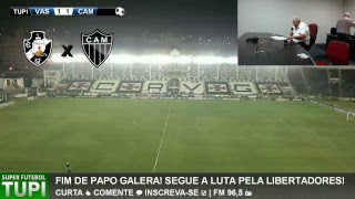 Video Gol Pertandingan Vasco da Gama vs Atletico MG