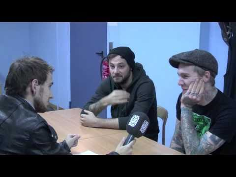 Gong 97.1 THE ROCK - The Gaslight Anthem im Interview