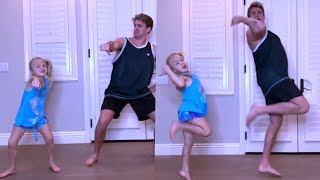 Download lagu FATHER DAUGHTER DANCE TO OLD TOWN ROAD (COLE AND EVERLEIGH)