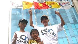 KKK Team và Giải đua Patin Thanh thiếu niên hè 2013