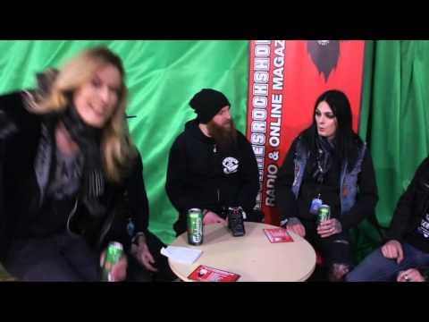 Black Rain HRH United Interview 2016