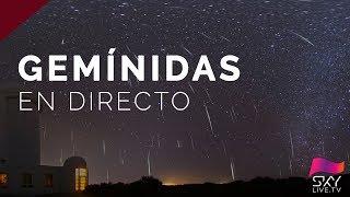 Gemínidas 2017 - En directo