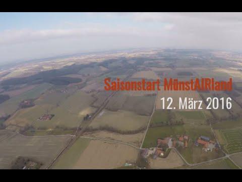 MünstAIRland Saisonstart im Flachland 2016