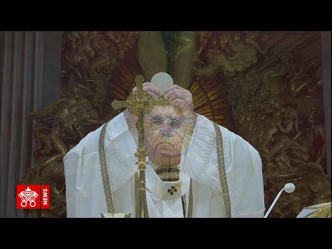 Pope at Easter Vigil: 'Even from the grave Jesus brings life', April 11 2020
