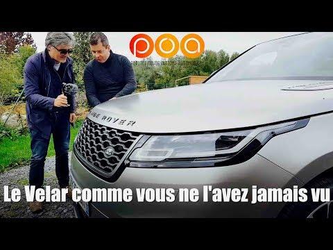 LE RANGE ROVER VELAR COMME VOUS NE L'AVEZ JAMAIS VU ! (3/3)