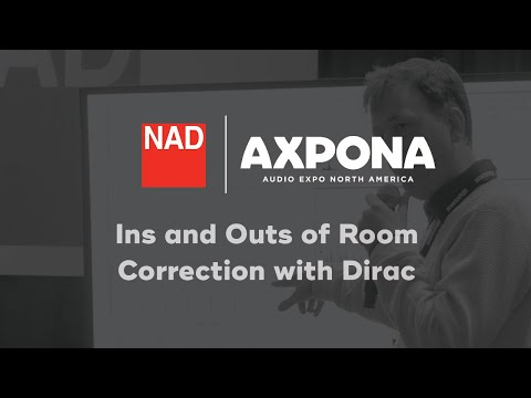 AXPONA 2019: Ins And Outs Of Room Correction With Dirac
