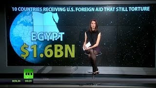 How the US Funds Global Torture | Brainwash Update