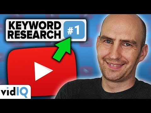 How to Rank #1 on YouTube with Keyword Research