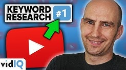 How to Rank #1 on YouTube with Keyword Research [2019 Guide]