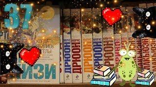 Книжные полки #37  / Интеллектуальный Бестселлер всех цветов и вкусов =D