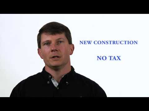Chapter #1 INTRODUCTION TO NEW NC SALES TAX LAWS