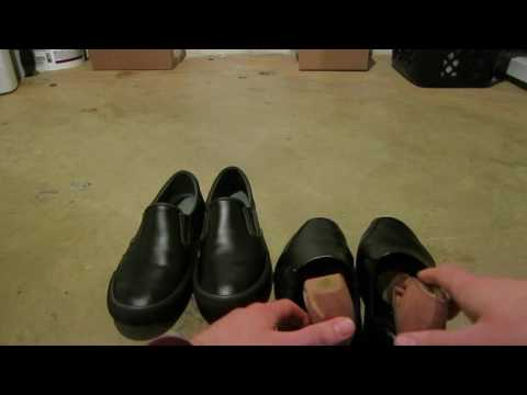 How to Clean Leather Shoes W Saddle Soap & Neats Foot Oil SFC