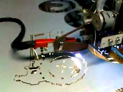 More Cnc Plasma Cutting With Diy Machine And Plasma Cutter