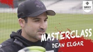 Kia Masterclass: Dean Elgar - Playing the new ball