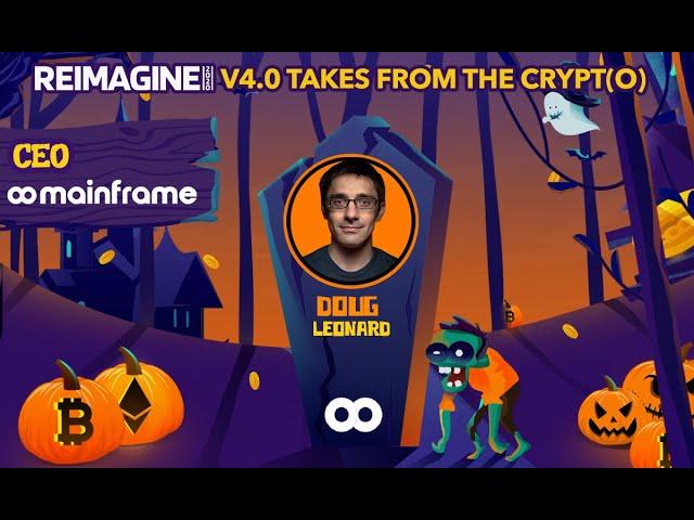 Doug Leonard - MainFrame $MFT - The Voice Of Crypto