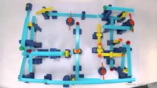 Create-A-Kettenreaktion STEM-Kit - K-Gr. 2