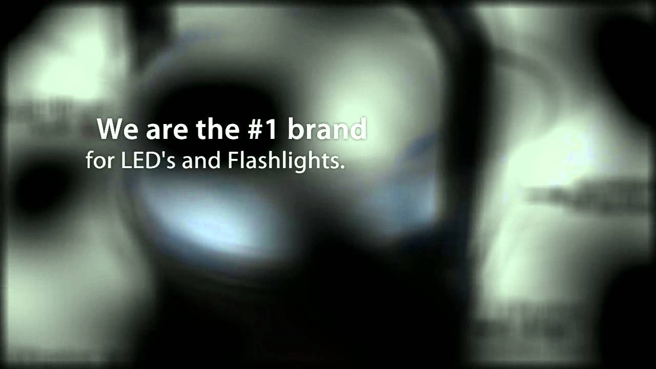 Hunting and Fishing LED Flashlights as Christmas Gifts. - YouTube