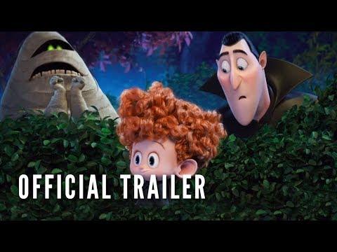 HOTEL TRANSYLVANIA 2 - Official Trailer (HD)