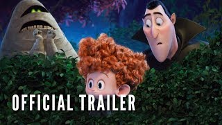 Hotel Transylvania 2 - Official Trailer (HD) - See it 9/25!(This fall, Drac's Pack is back!! Watch the brand new trailer to see Drac, Johnny, Mavis and Dennis on a whole new human / monster adventure! www., 2015-06-17T15:00:39.000Z)