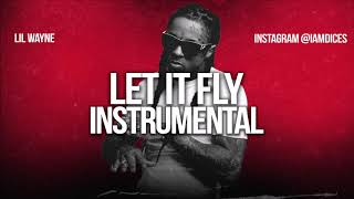 Lil Wayne Let it Fly ft. Travis Scott Instrumental Prod. by Dices *FREE DL*