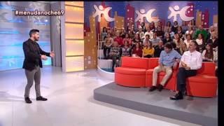 Menuda Noche 2014/15: Programa Completo con Antonio Garrido