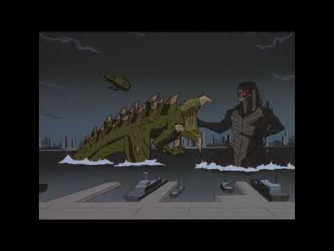 Godzilla: The Series Music Video -