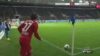 SKANDAL's Phantomtor Ghost Goal Stefan Kießling Hoffenheim vs Bayer Leverkusen 1:2 HD