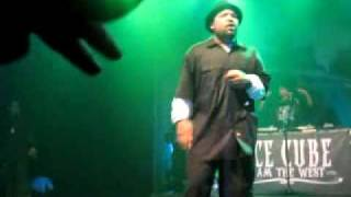 Ice Cube Go To Church live