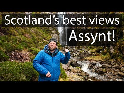 Assynt and Inverpolly vlog