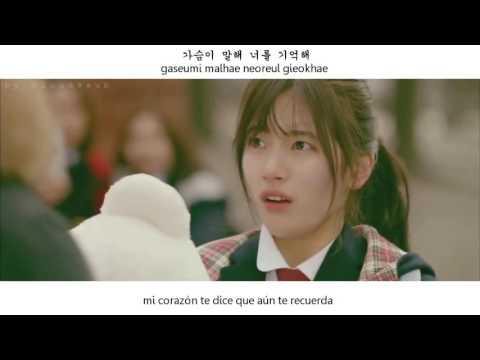 Kim Na Young - My Heart Says (가슴이 말해)MV[sub español | hang | rom]  Incontrolablemente Enamorados OST