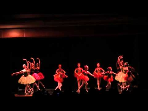 Cincinnati Ballet's Otto M. Budig Academy Excerpts from Act II of the Nutcracker