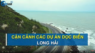 """Cận cảnh tiến độ các dự án """"khủng"""" dọc biển Long Hải   CAFELAND"""