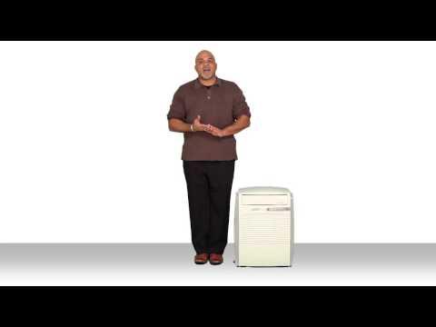 EdgeStar Ultra Compact 8,000 BTU Portable Air Conditioner with 70 Pint Dehumidifier Function- AP800W