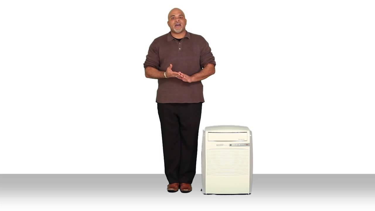EdgeStar Ultra Compact 8,000 BTU Portable Air Conditioner With 70 Pint  Dehumidifier Function  AP800W