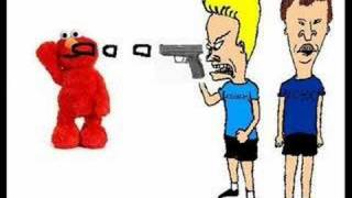 Beavis and Butthead Kill Elmo