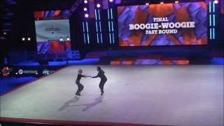Grzegorz and Agnieszka (POLAND) - FINAL FAST - 2 place