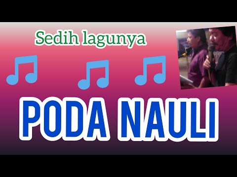 lagu Batak Anak Hasianku   sedih banget ungkapan seorang bapak untuk anaknya   Poda Nauli